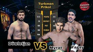 Dowletjan Yagshy vs Myrat Molla taze Turkmen Prikol 2020
