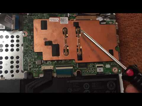 Dell Inspiron 11 laptop 3162 review and RAM Hard Drive upgrade attempt