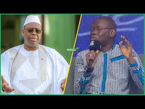 "Ndoumbelane - Serigne Saliou Gueye ""Li Macky Def Dafa Niaw..."""