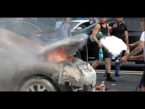 Пожар на Севастопольском