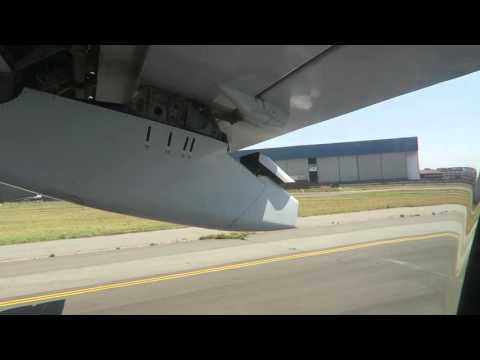 Avro RJ85 jet taxiing, Johannesburg, South Africa, 2015-09-30