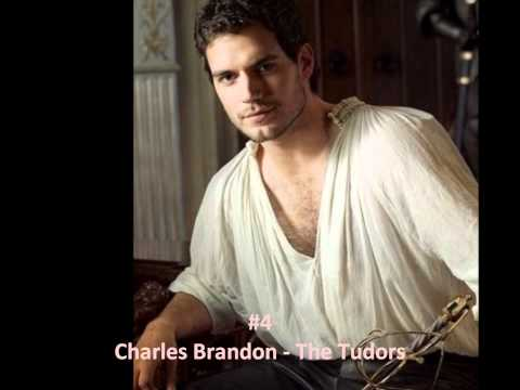 Hottest TV  characters
