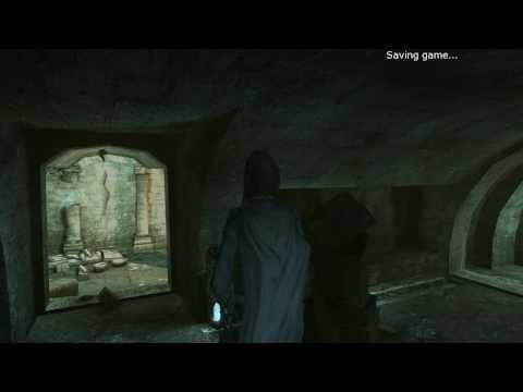 Let's Play Dreamfall - part 57 - Necropolis  