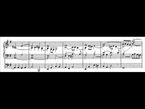 J.S. Bach - BWV 572 - Fantasia G-dur / G major