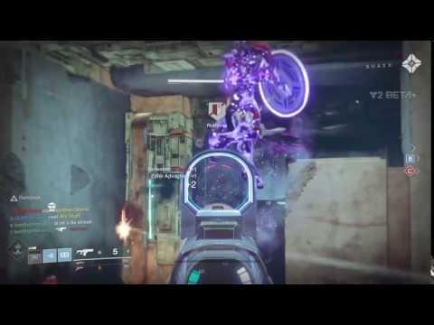 Sentinel Titan meets Main Ingredient Destiny 2 Beta