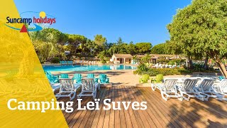 Camping Leï Suves - Suncamp holidays