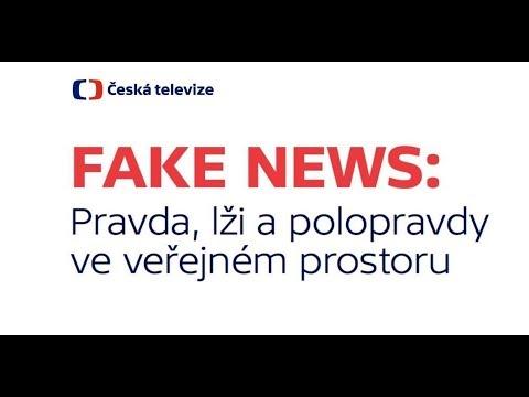 Světlana Witowská a Marek Wollner - Fake news: Pravda, lži a polopravdy ve veřejném prostoru