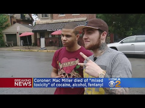 Mac Miller's Death Ruled Accidental Overdose; Fentanyl, Cocaine Found In Rapper's System Mp3