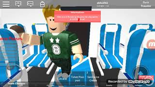 Travel with my brother (roblox)