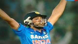 India v Australia 7th ODI highlights || rohit sharma duble century 2/11/13
