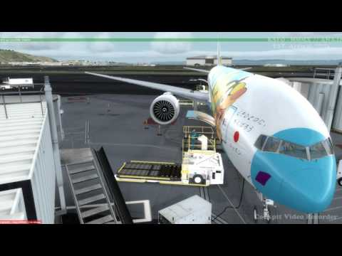[P3D] San Francisco to Mexico City (KSFO - MMMX) {PMDG B77W} **VATSIM**