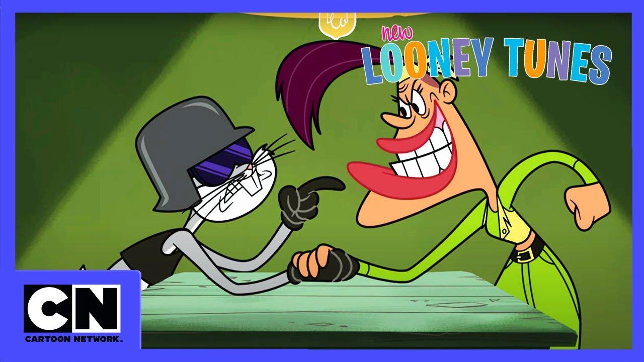Nowe Zwariowane Melodie | Wynocha! | Boomerang