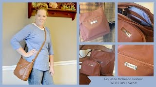 Download Video Lily Jade Mckenna Bag Review MP3 3GP MP4