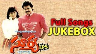 Surya IPS Movie || Full Songs Jukebox || Venkatesh,Vijayashanthi