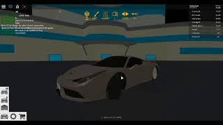 Game Roblox [SUPRA] Horizon - Alpha 0.15