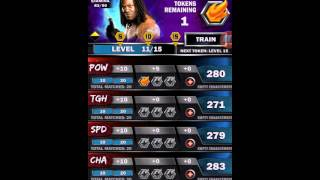 WWE Supercard how to change card image
