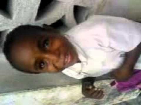 Anak Papua Lari Dari Sekolah.3gp