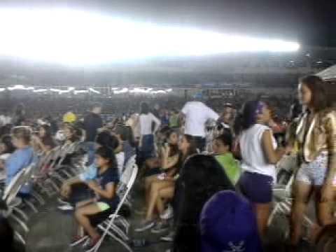 Stadium Rommel Fernandez - Believe Tour Panama City