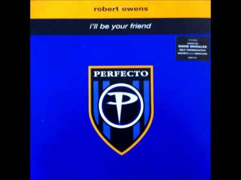 Robert Owens - I'll Be Your Friend (Dekkards Satellite Vocal)