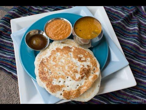Set Dose   Set Dosa Recipe   Karnataka Recipes