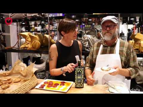 """FOODING015: Interviste nel negozio BEATRICE per """"Il Cibo Va In Trasferta"""""""
