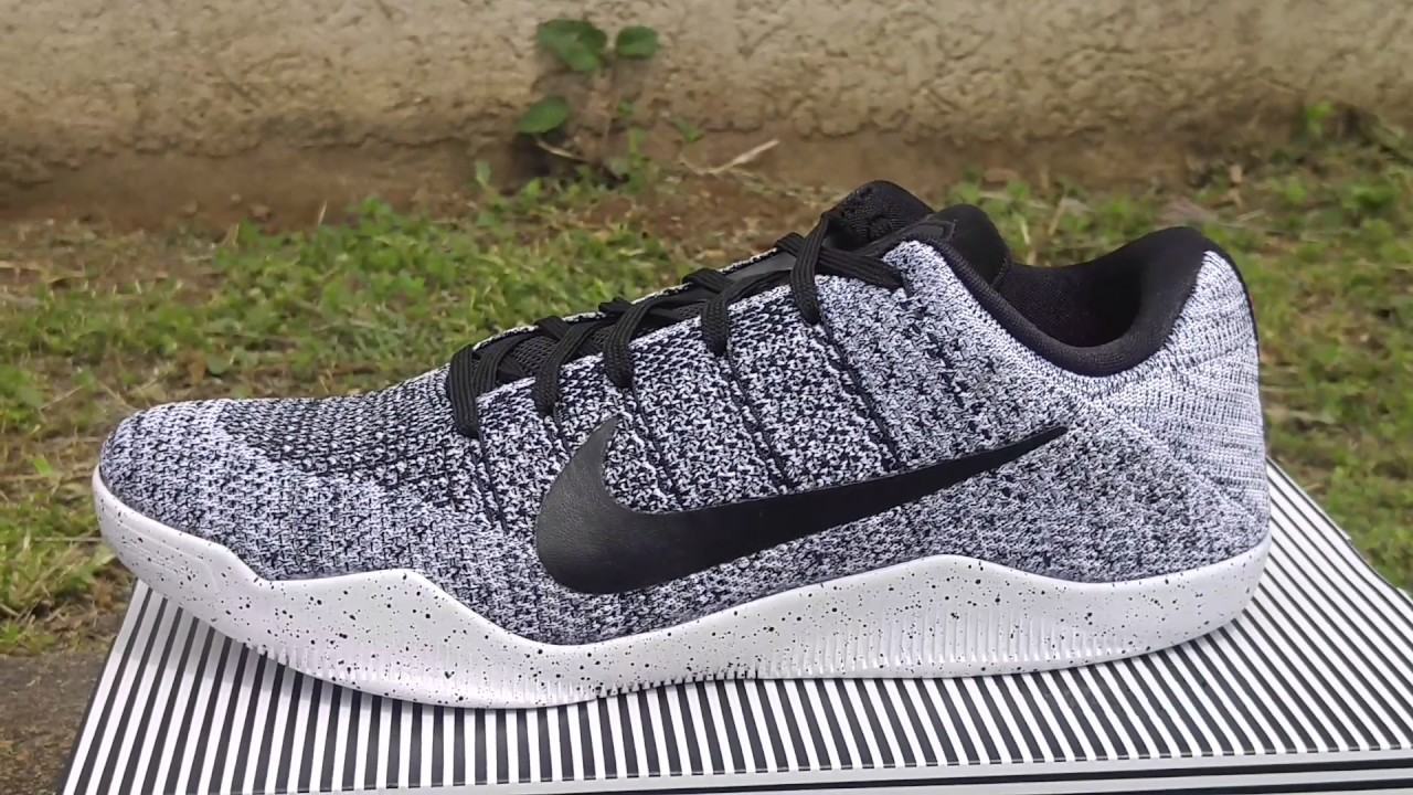 Nike Kobe 11 Elite low Oreo Review