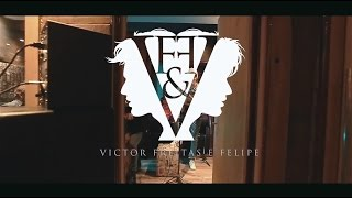 Ed Sheeran - Shape of You (Victor Freitas & Felipe cover)
