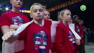 В Україні за підтримки Sport Life пройшов чемпіонат світу з кікбоксингу Новий канал