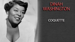 Watch Dinah Washington Coquette Remastered video