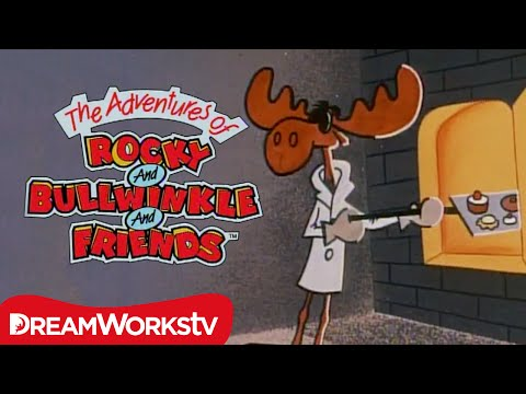 Squeeze Play or Invitation to the Trance | THE ADVENTURES OF ROCKY & BULLWINKLE