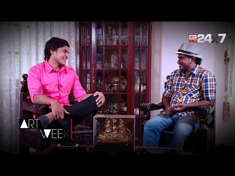 Rohitha Rajapaksa Exclusive Interview with ART WEEK