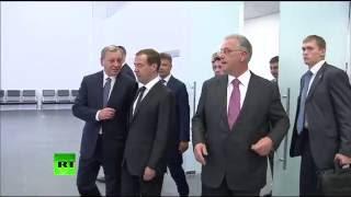 В Жуковском открылся международный аэропорт