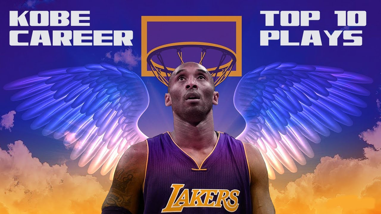 Top 10 Kobe Bryant Highlights Of All Time