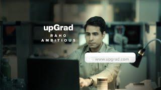 Aage rehne ki aadat | #RahoAmbitious with upGrad