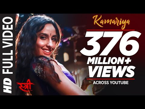 Full Video: Kamariya | STREE | Nora Fatehi...