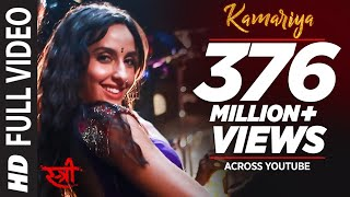 Kamariya (Full Video Song) | Stree (2018)