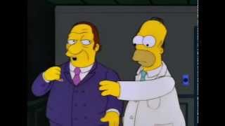You're The Genius Who Invented The... Product In Question (The Simpsons)