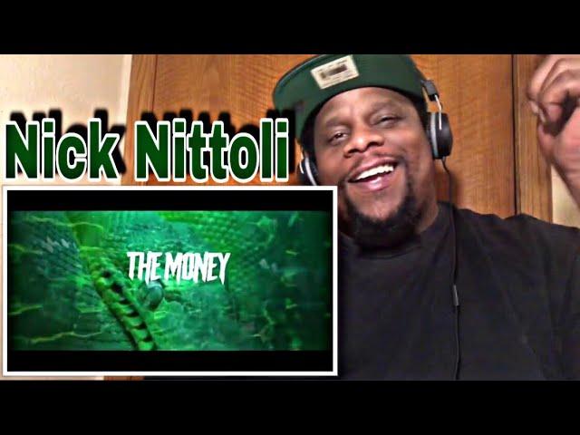 Nick Nittoli - God (Official Lyric Video) Reaction #1