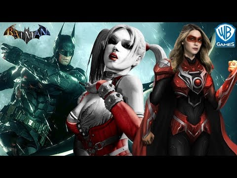 EVEN MORE DC GAMES CONFIRMED BY WB EMPLOYEE!