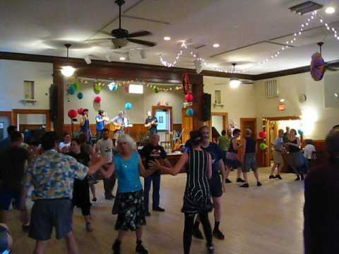 Greenfield, MA - EXTRAVADANCE - Contra Dance 1 - 05-27-2017 AD