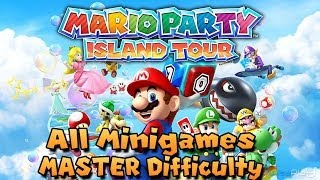 Mario Party Island Tour - All Minigames Master Difficulty Livestream + Active Subscriber Giveaway!