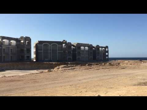 Oyster Bay Marsa Alam - work in progress may 2016