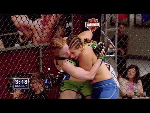 Full Fight: Peggy Morgan vs Sarah Moras