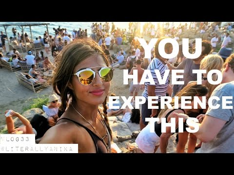 Travel Vlog 33 : YOU HAVE TO EXPERIENCE THIS-  MYKONOS-