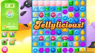 Candy Crush Jelly Saga Level 1598 (No boosters)