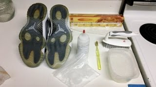 How To Apply Shoe Sole-ution Sole Sauce (Not Seagl