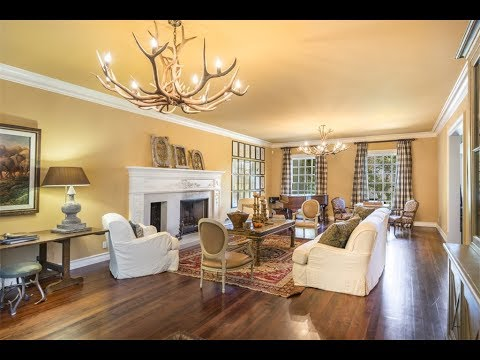 Wine Country Estate with Southern Charm in Kenwood, California - Sotheby's International Realty