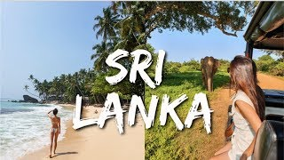 Sri Lanka Travel Guide | 10 Days in Ella, Udawalawe, Yala, Galle | Jenny Zhou 周杰妮