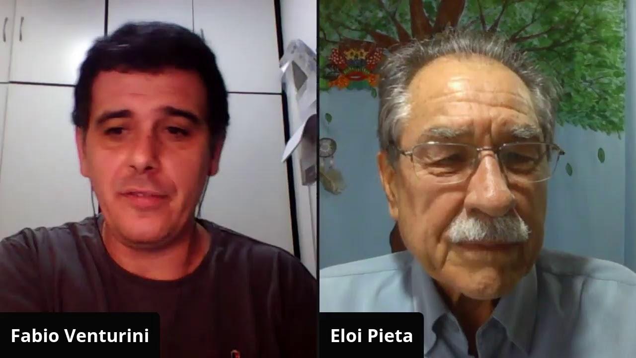 FIQUE LIGADO: ELÓI CONVERSA COM FÁBIO VENTURINI SOBRE AS CRISES NOS PARTIDOS POLÍTICOS