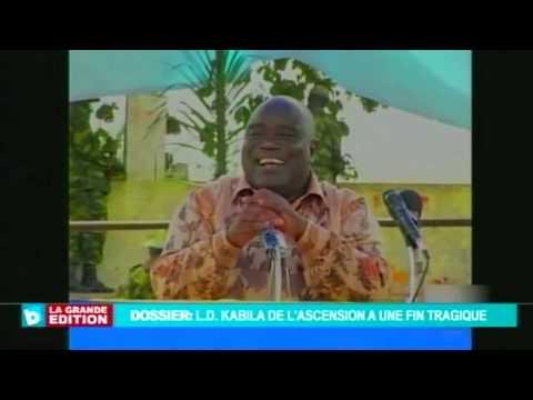De l'ascension a une fin tragique, Mzee Laurent Désiré Kabila